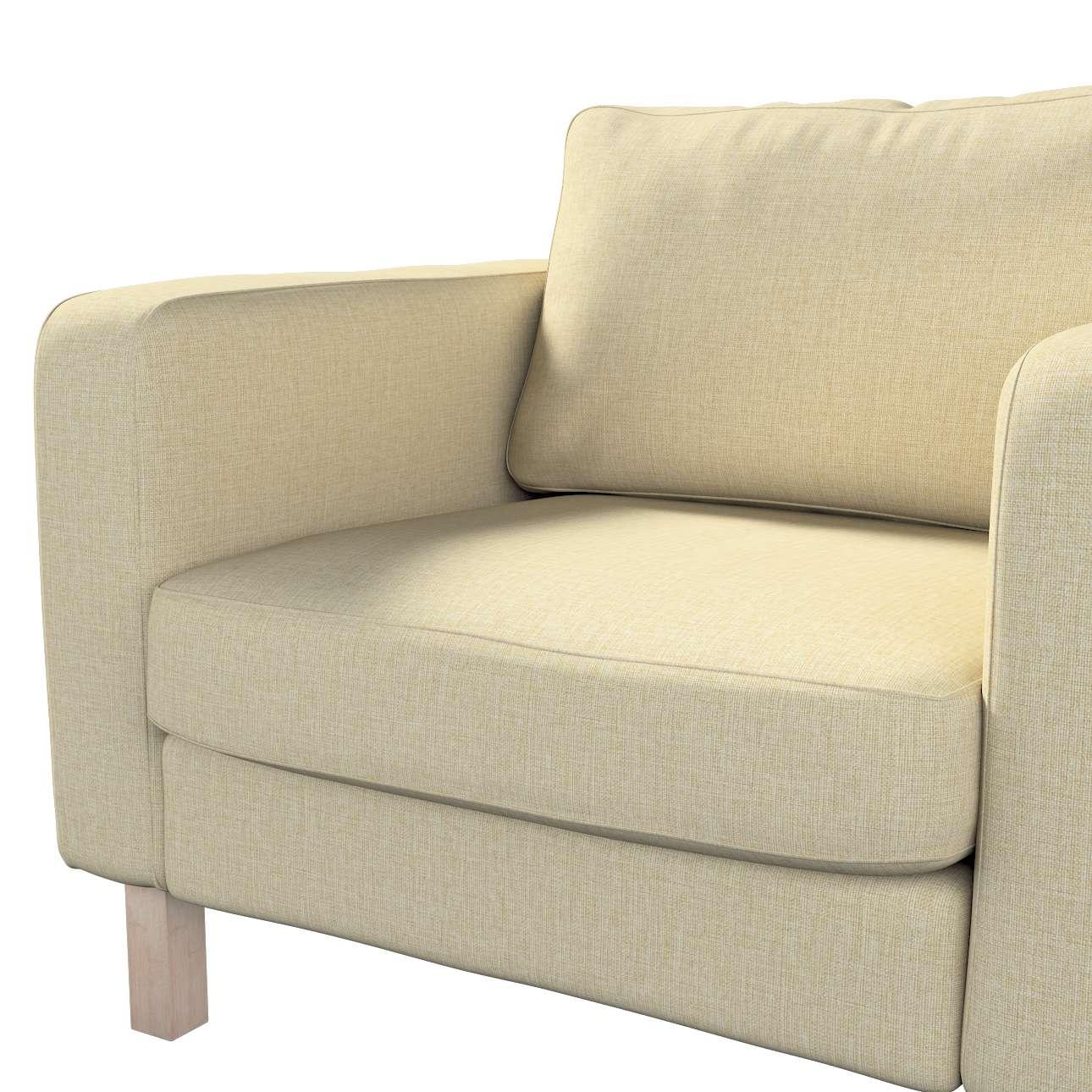 Karlstad päällinen nojatuoli mallistosta Living, Kangas: 161-45