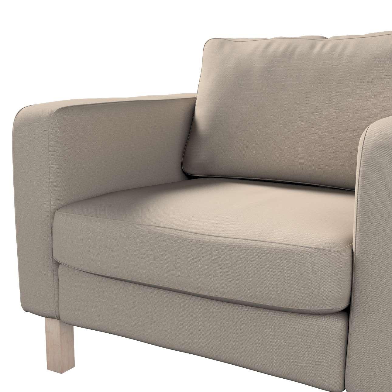 Karlstad päällinen nojatuoli mallistosta Living, Kangas: 161-53