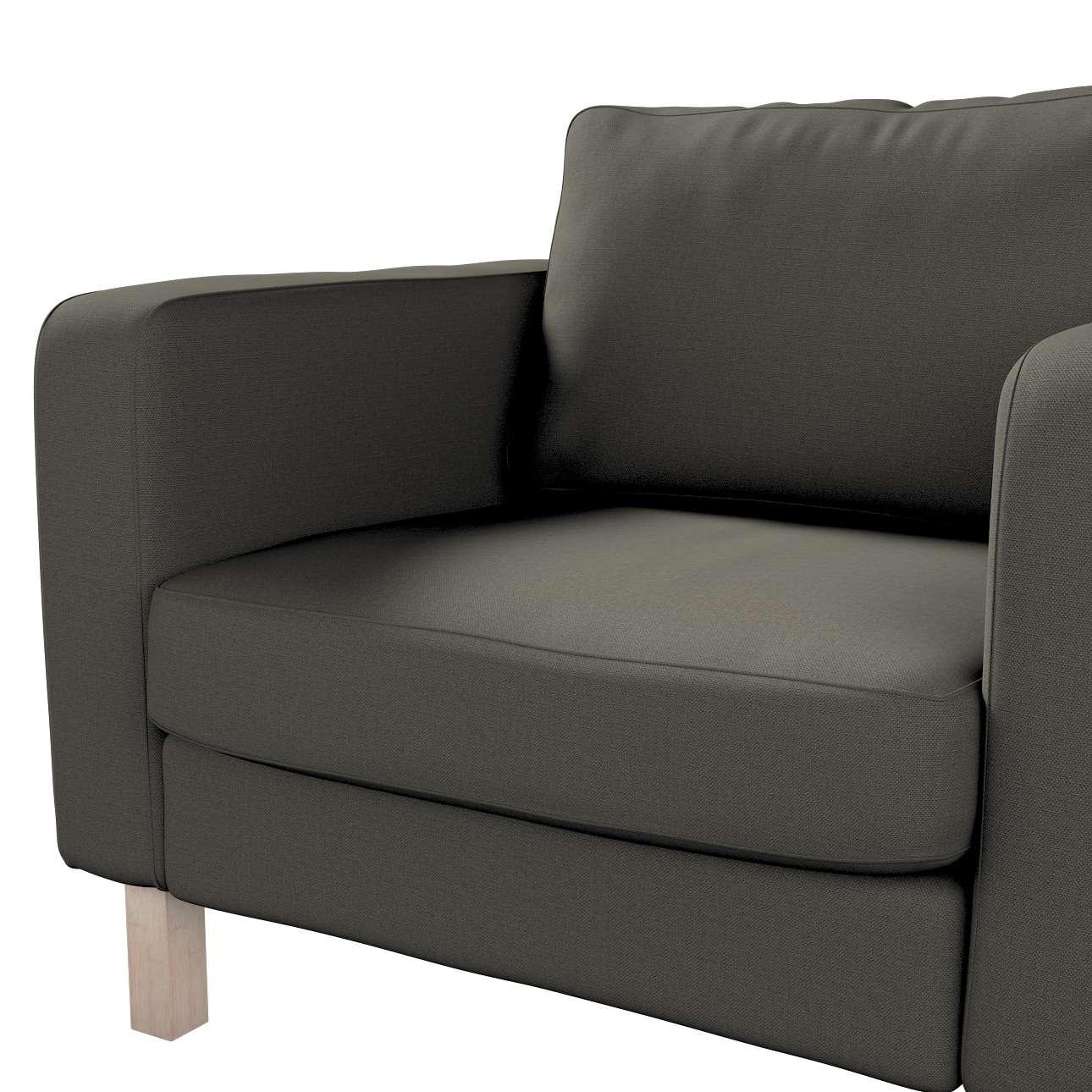 Karlstad päällinen nojatuoli mallistosta Living, Kangas: 161-55