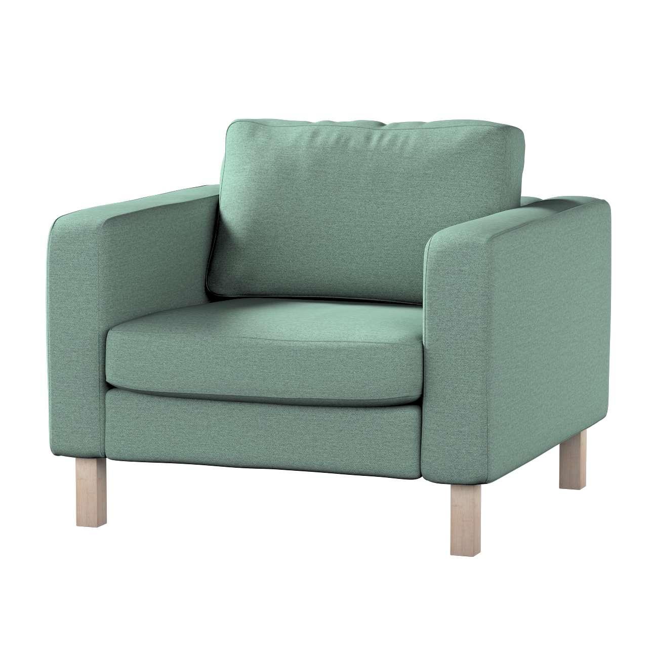Karlstad päällinen nojatuoli mallistosta Madrid, Kangas: 161-89