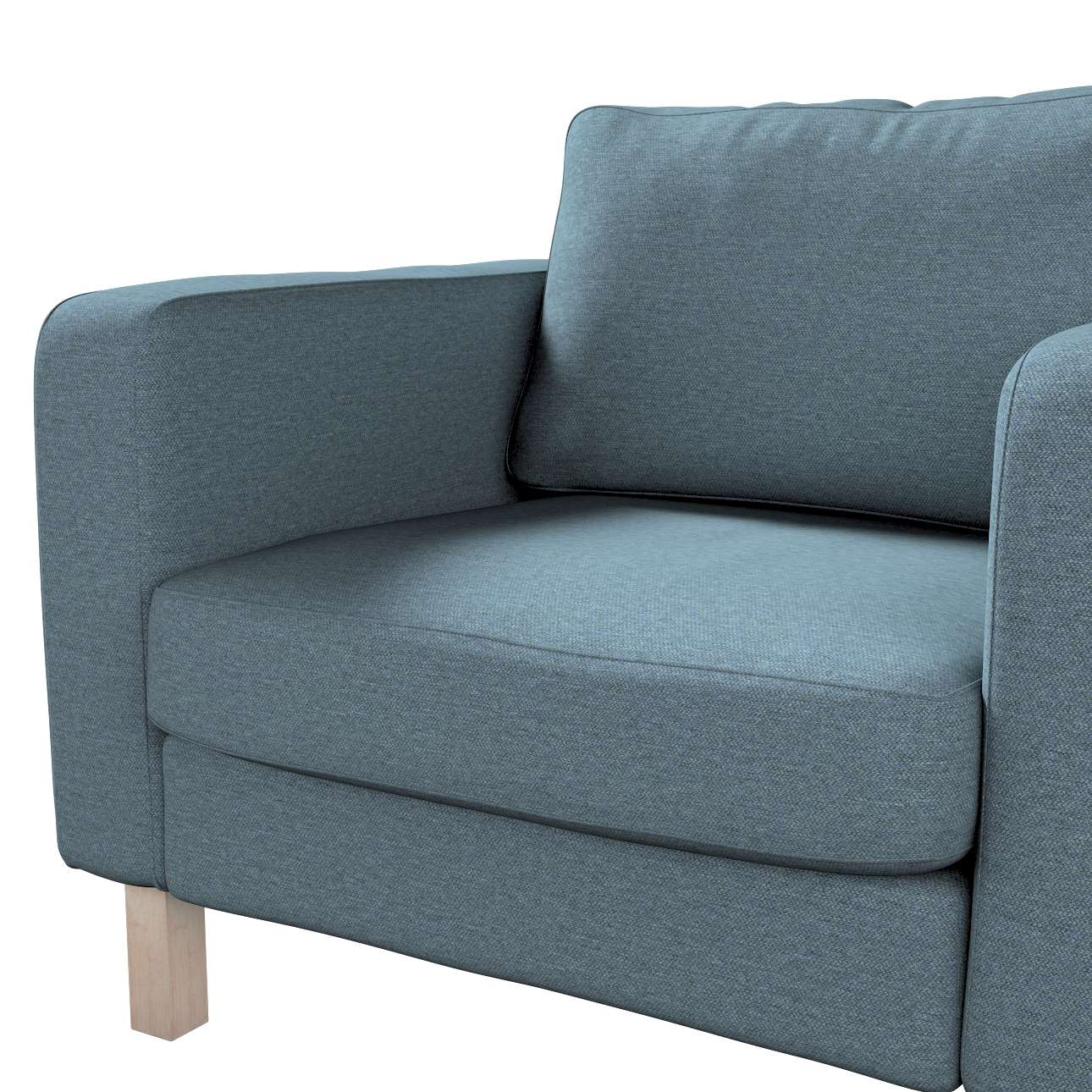 Karlstad päällinen nojatuoli mallistosta Madrid, Kangas: 161-90