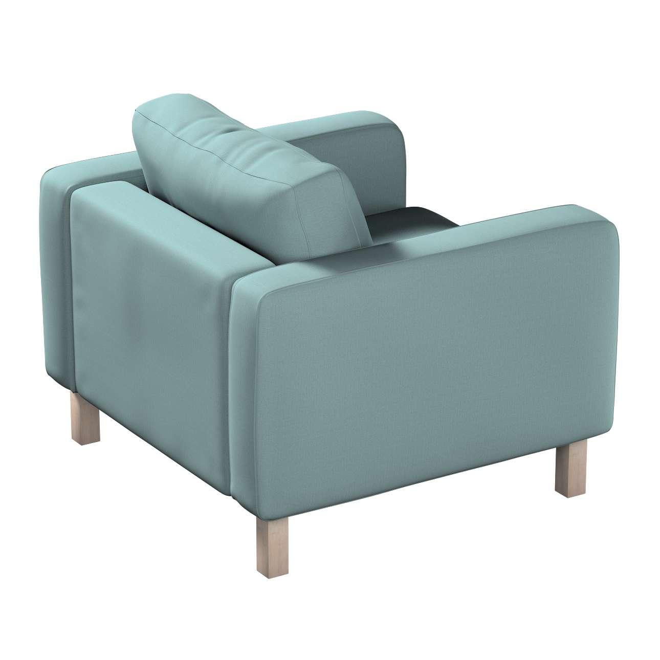 Karlstad päällinen nojatuoli mallistosta Cotton Panama, Kangas: 702-40
