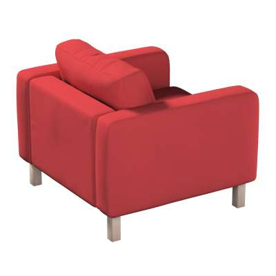 Karlstad armchair cover 161-56 red Collection Living