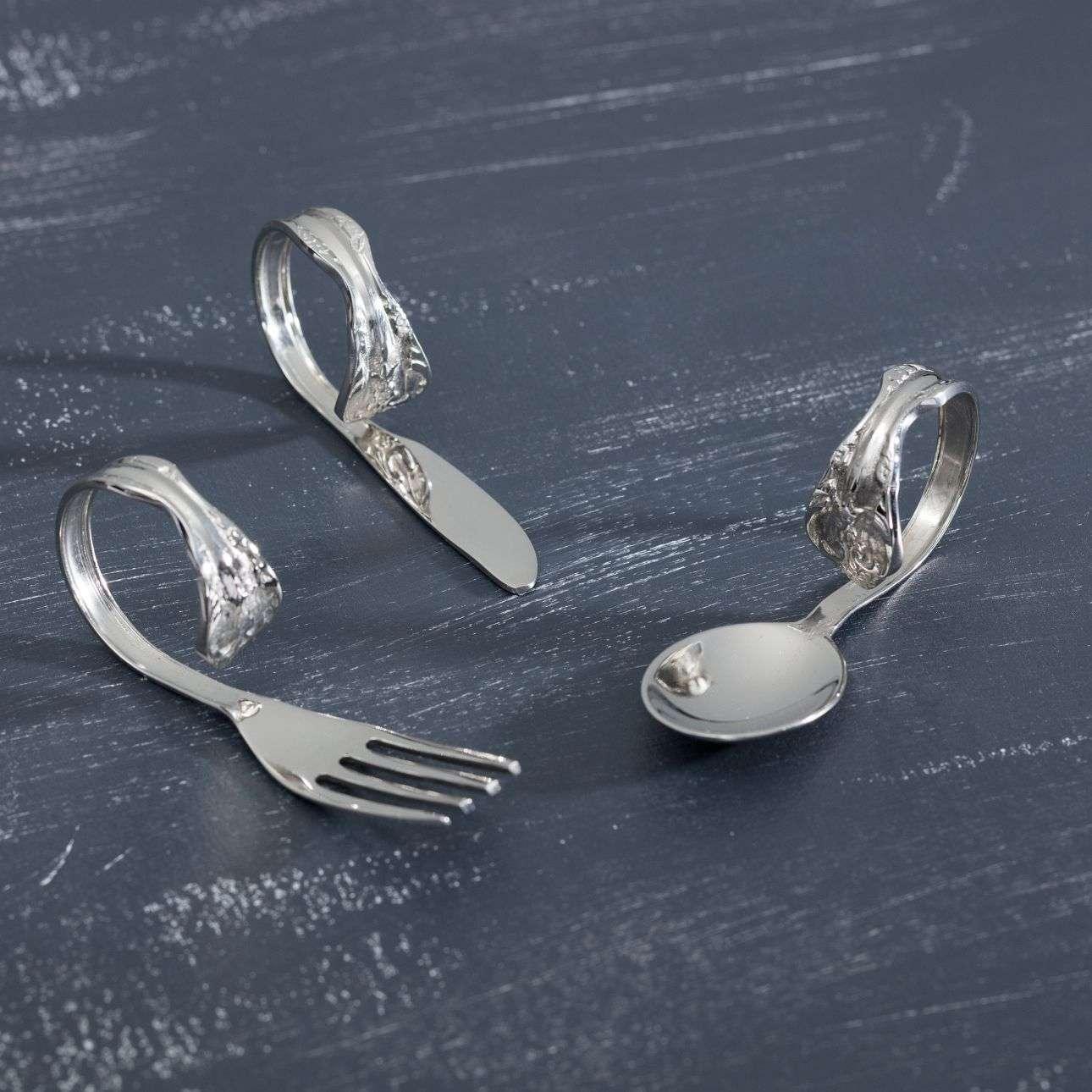 Obrączka na serwetkę Spoon