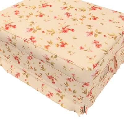 Pokrowiec na podnóżek Ektorp Bromma w kolekcji Londres, tkanina: 124-05