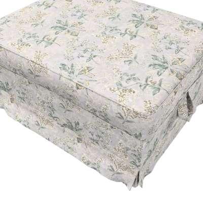Pokrowiec na podnóżek Ektorp Bromma w kolekcji Londres, tkanina: 143-37