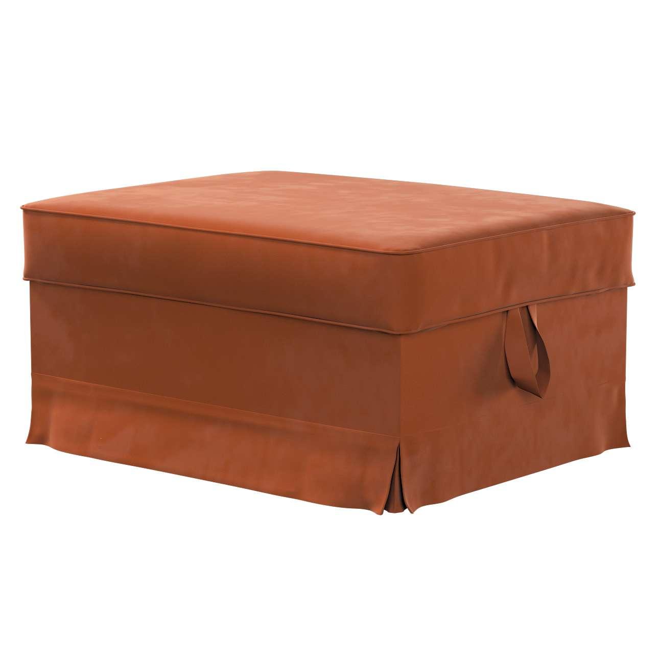 Velvet, braun-karamell