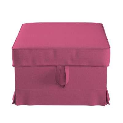 Bezug für Ektorp Bromma Hocker 160-44 rosa Kollektion Living