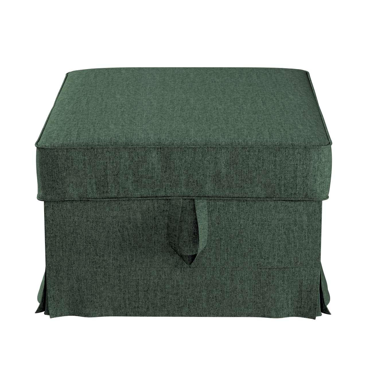 Pokrowiec na podnóżek Ektorp Bromma w kolekcji City, tkanina: 704-81
