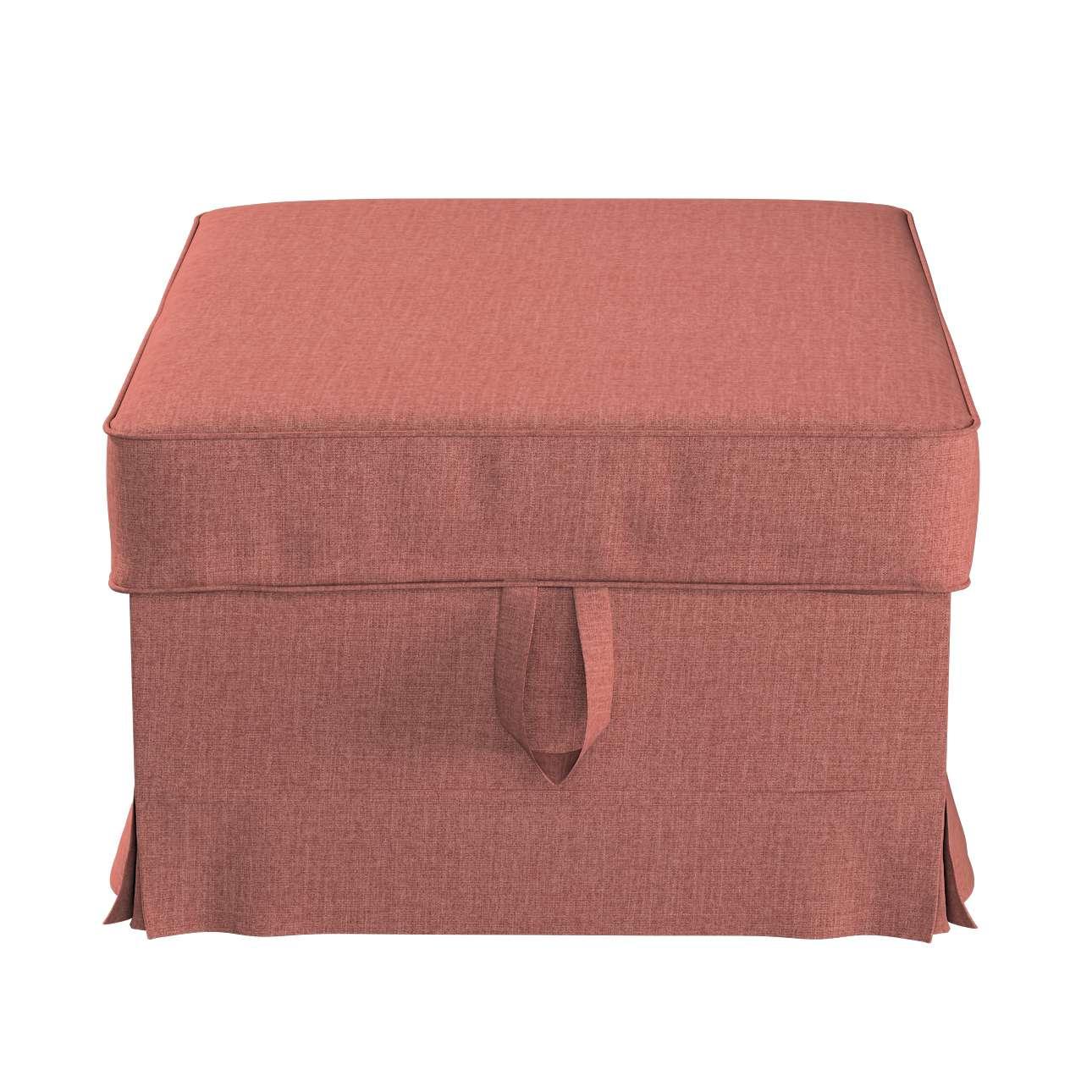 Pokrowiec na podnóżek Ektorp Bromma w kolekcji City, tkanina: 704-84
