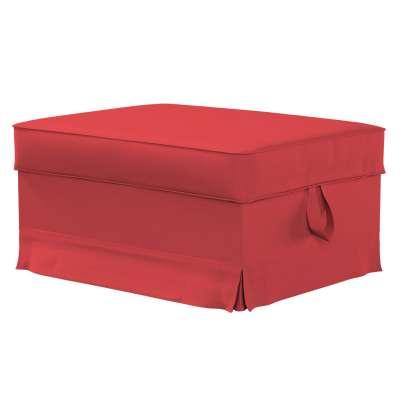 Bezug für Ektorp Bromma Hocker 161-56 rot Kollektion Living