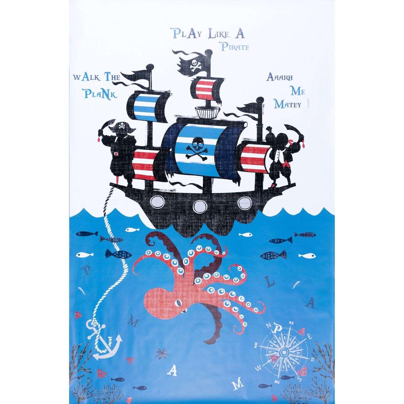 Tapeta Pirates 158x232cm