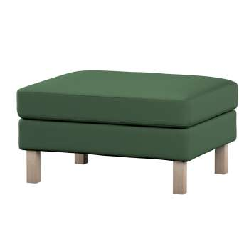 Karlstad footstool cover Karlstad footstool cover in collection Cotton Panama, fabric: 702-06