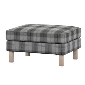 Karlstad footstool cover Karlstad footstool cover in collection Edinburgh, fabric: 115-75