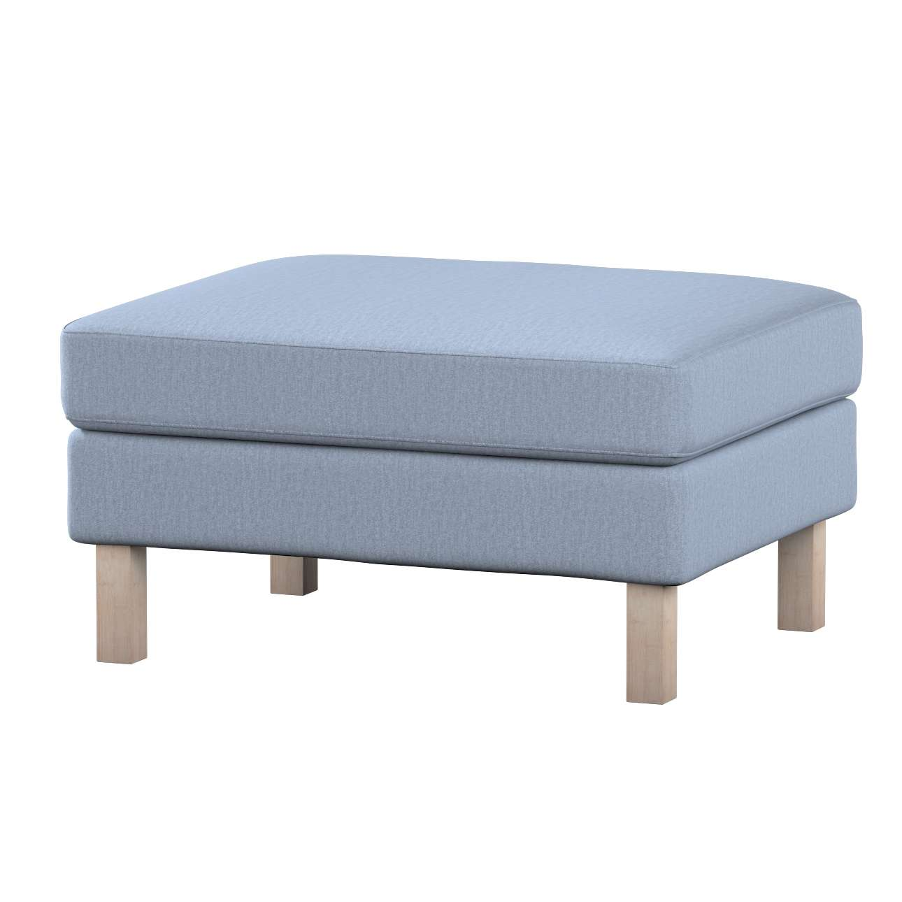 Karlstad footstool cover Karlstad footstool cover in collection Chenille, fabric: 702-13