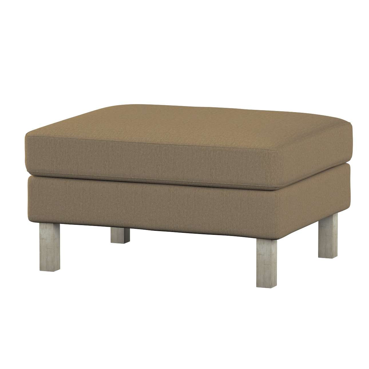 Karlstad footstool cover Karlstad footstool cover in collection Chenille, fabric: 702-21