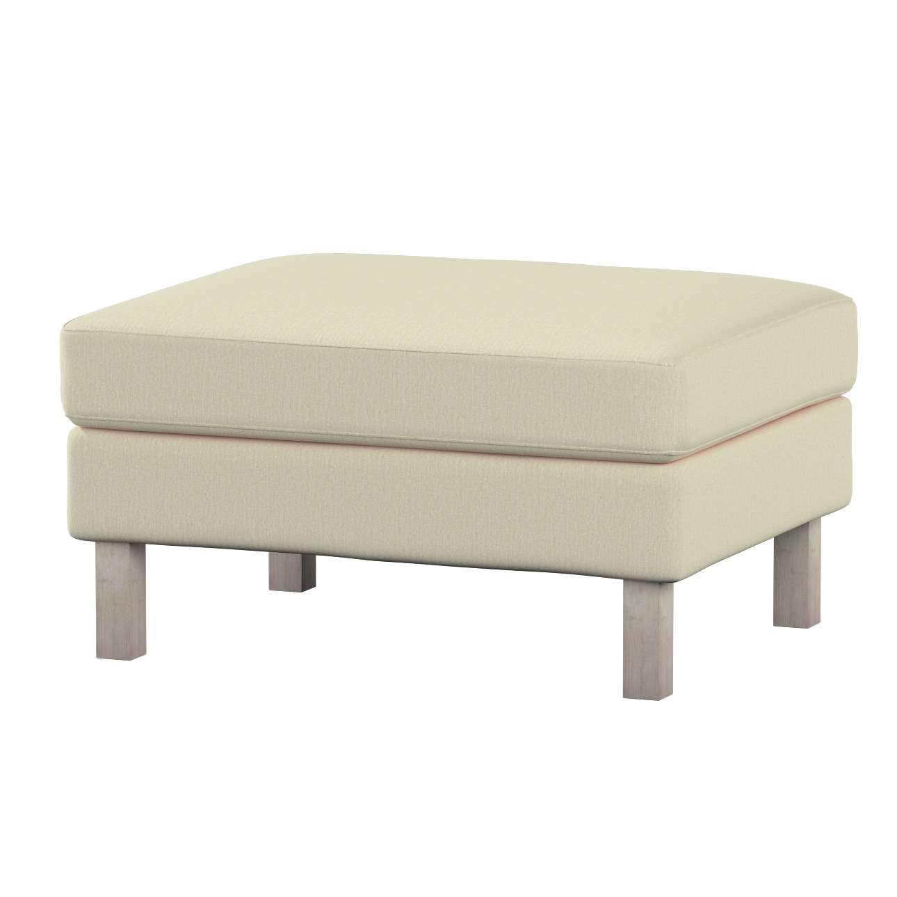 Karlstad footstool cover Karlstad footstool cover in collection Chenille, fabric: 702-22