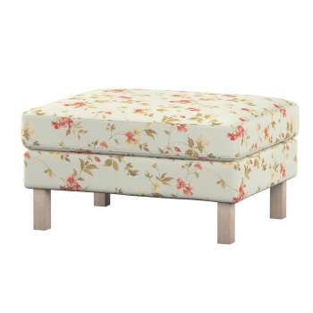 Karlstad footstool cover Karlstad footstool cover in collection Londres, fabric: 124-65