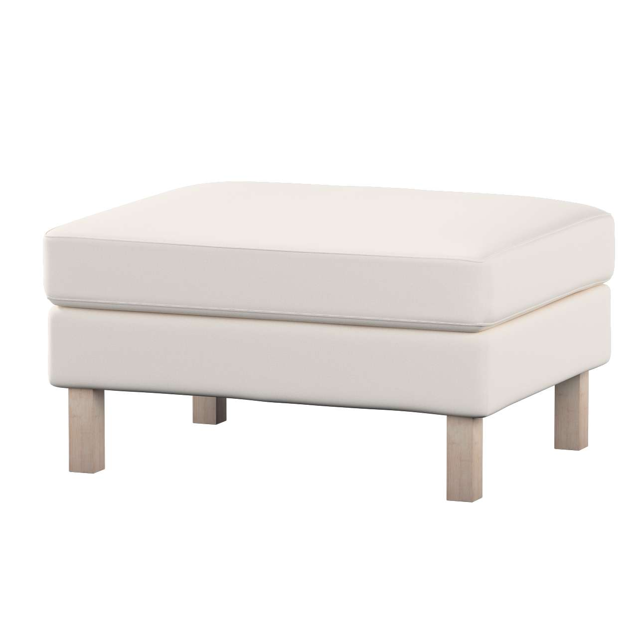 Karlstad footstool cover Karlstad footstool cover in collection Etna, fabric: 705-01