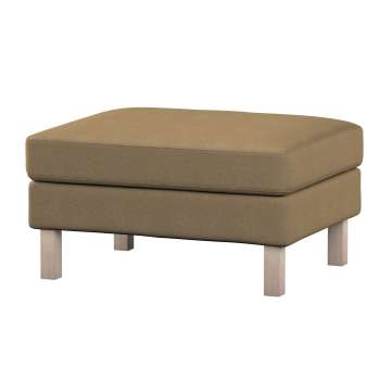 Karlstad footstool cover Karlstad footstool cover in collection Etna, fabric: 705-06