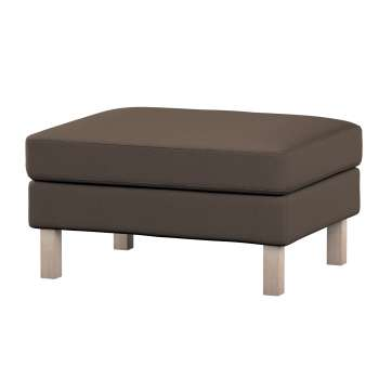 Karlstad footstool cover Karlstad footstool cover in collection Etna, fabric: 705-08