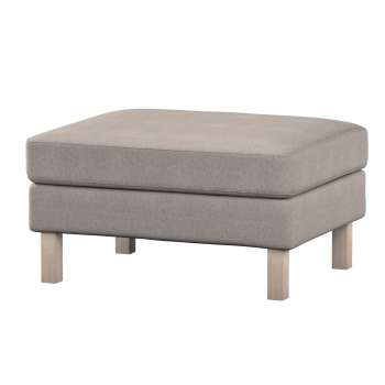 Karlstad footstool cover Karlstad footstool cover in collection Etna, fabric: 705-09