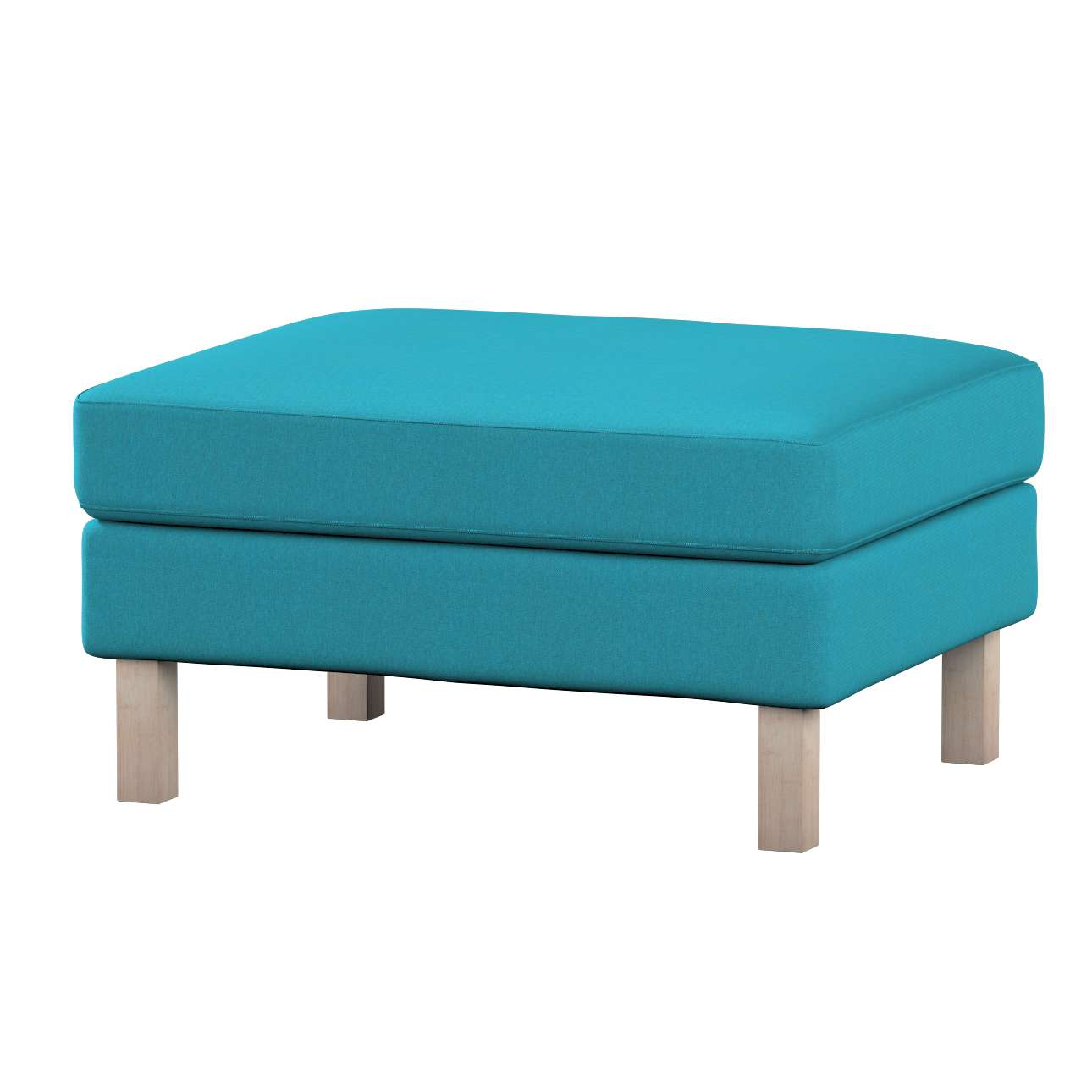 Karlstad footstool cover Karlstad footstool cover in collection Etna, fabric: 705-16