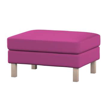 Karlstad footstool cover Karlstad footstool cover in collection Etna, fabric: 705-23
