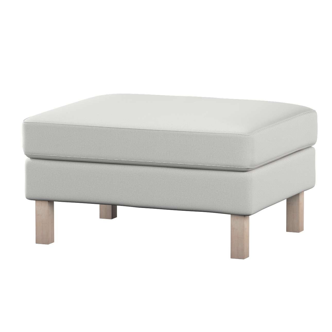 Karlstad footstool cover Karlstad footstool cover in collection Etna, fabric: 705-90