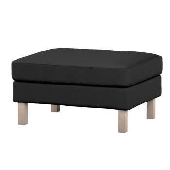 Karlstad footstool cover Karlstad footstool cover in collection Etna, fabric: 705-00