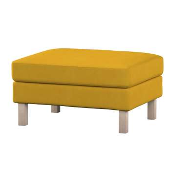 Karlstad footstool cover Karlstad footstool cover in collection Etna, fabric: 705-04