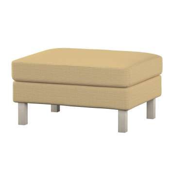 Karlstad footstool cover Karlstad footstool cover in collection Living, fabric: 101-14