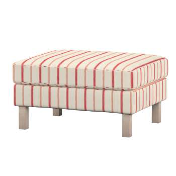 Karlstad footstool cover in collection Avinon, fabric: 129-15