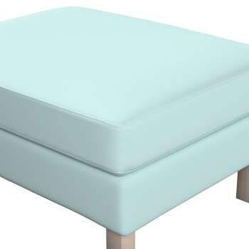 Karlstad footstool cover in collection Panama Cotton, fabric: 702-10