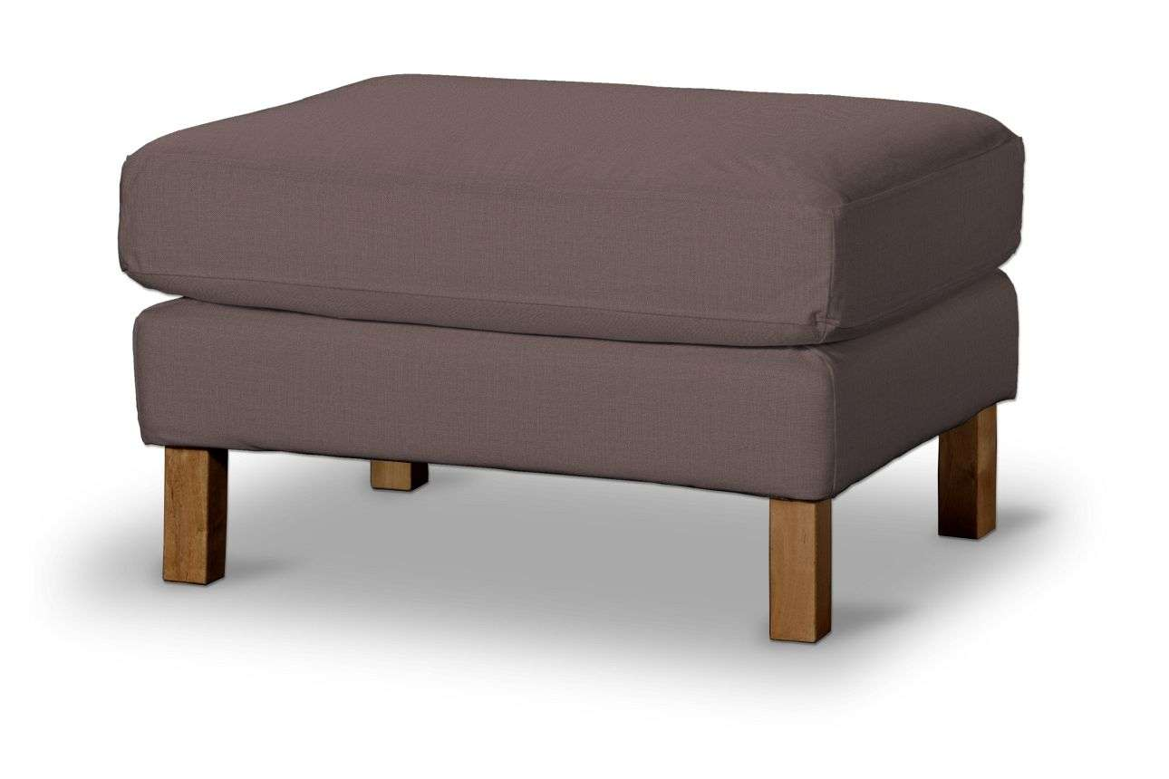 Karlstad footstool cover Karlstad footstool cover in collection Living, fabric: 106-63