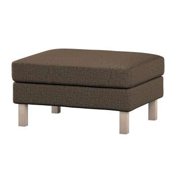 Karlstad footstool cover Karlstad footstool cover in collection Living, fabric: 106-92