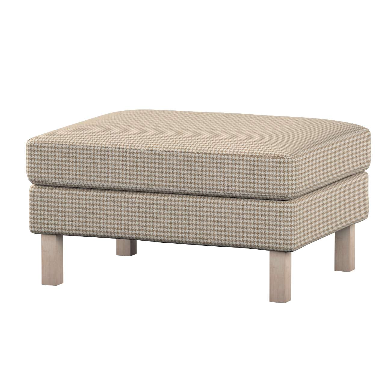 Karlstad footstool cover Karlstad footstool cover in collection Edinburgh, fabric: 703-12