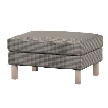 Karlstad footstool cover Karlstad footstool cover in collection Edinburgh, fabric: 703-14