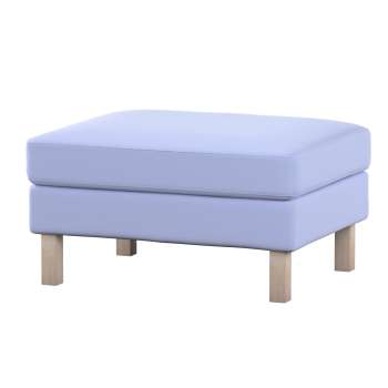 Karlstad footstool cover Karlstad footstool cover in collection Madrid, fabric: 160-41