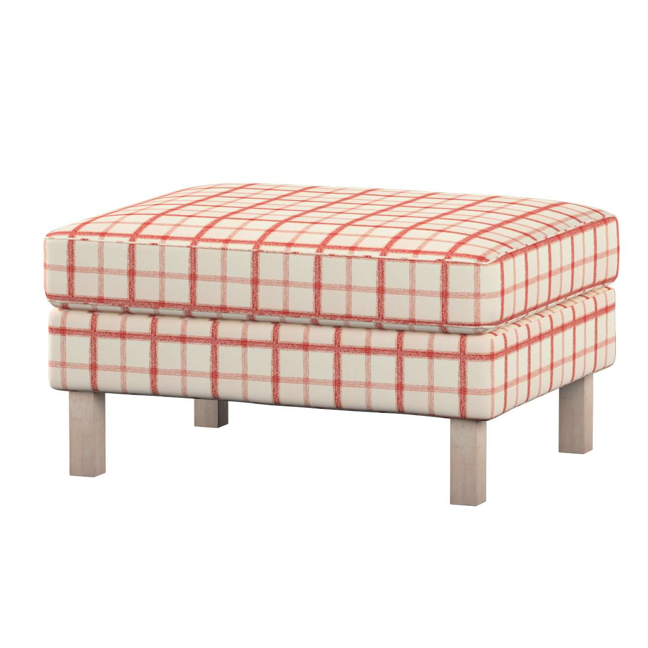 Karlstad footstool cover Karlstad footstool cover in collection Avinon, fabric: 131-15