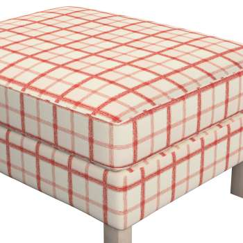 Karlstad footstool cover in collection Avinon, fabric: 131-15