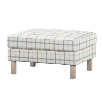 Karlstad footstool cover Karlstad footstool cover in collection Avinon, fabric: 131-66