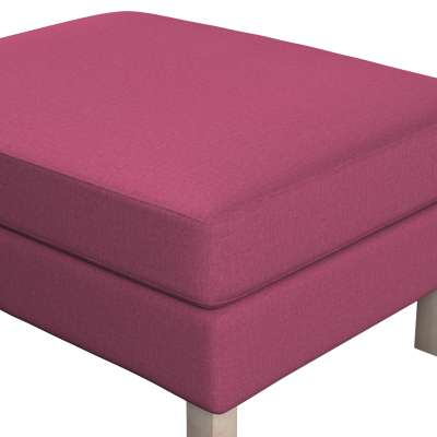 Bezug für Karlstad Hocker 160-44 rosa Kollektion Living