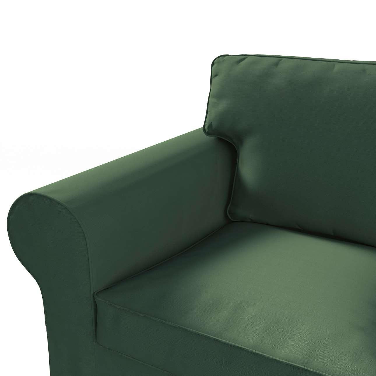 Potah na pohovku IKEA  Ektorp 3-místná, rozkládací STARÝ MODEL pohovka Ektorp 3-místná rozkládací v kolekci Cotton Panama, látka: 702-06