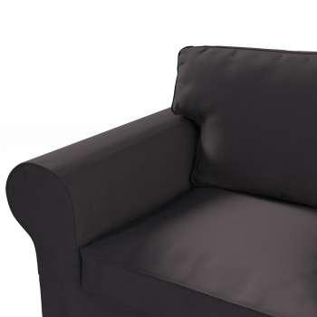 Pokrowiec na sofę Ektorp 3-osobową, rozkładaną STARY MODEL w kolekcji Cotton Panama, tkanina: 702-09
