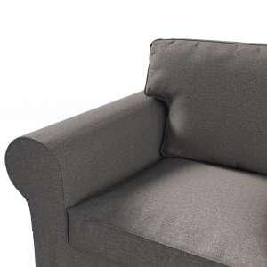 Pokrowiec na sofę Ektorp 3-osobową, rozkładaną STARY MODEL Sofa Ektorp 3-osobowa rozkładana w kolekcji Edinburgh, tkanina: 115-77