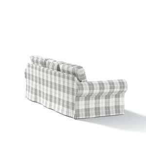 Pokrowiec na sofę Ektorp 3-osobową, rozkładaną STARY MODEL Sofa Ektorp 3-osobowa rozkładana w kolekcji Edinburgh, tkanina: 115-79