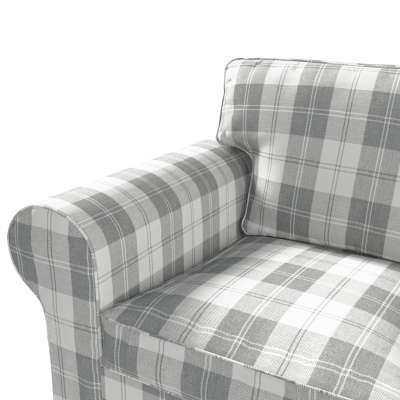 Pokrowiec na sofę Ektorp 3-osobową, rozkładaną, PIXBO w kolekcji Edinburgh, tkanina: 115-79