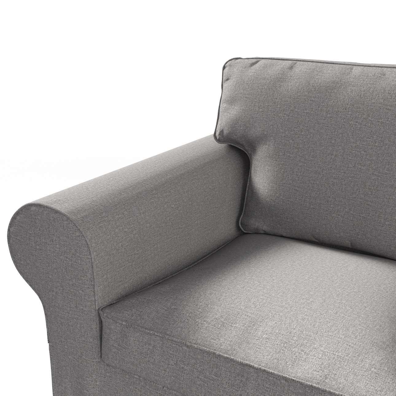 Pokrowiec na sofę Ektorp 3-osobową, rozkładaną, PIXBO w kolekcji Edinburgh, tkanina: 115-81