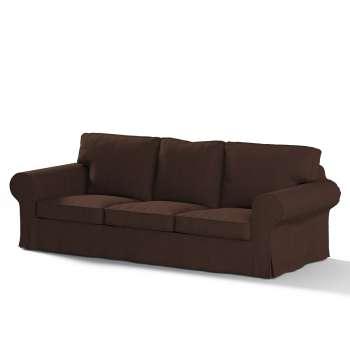 Ektorp 3-Sitzer Schlafsofabezug, ALTES Modell von der Kollektion Chenille , Stoff: 702-18